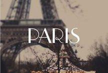 Paris y algunos lugares de Francia.¸¸.✿`
