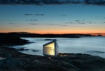 Micro Architecture / Sheds, cabins, pods, vessels, pavilions, studios... and anything that inspires these