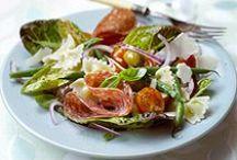 Weight Watchers: Salate und Gemüsebeilagen