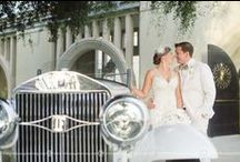 """Weddings at the Center / The Center's dramatic ambiance and artistic spaces provide the perfect canvas for a romantic and inspired wedding.Take a peek into the nuptials of brides and grooms who have said their """"I do's"""" at the Center! We feel lucky to have been a part of their big days."""
