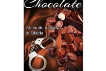 Chocolate: An Erotic Romance In Siberia / When Star is forced to become the unwilling leading light in extreme S&M films, she fights back. After her captors present her as a gift to Alexei, a feared prison officer, Star quickly falls in love, unaware that Alexei is hiding a secret even darker than her own past. Chocolate is a fun fast read with a feisty heroine and a dark hero with a soft center. http://www.amazon.com/dp/B00FLZAW7A