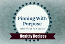 Healthy Recipes (PWP) / Here are some healthy, satisfying recipes.  Enjoy!