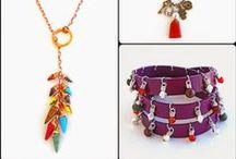 Xtras-Multiple Jewelry DIYs / multi jewelry diy's / by Kenda Secoy