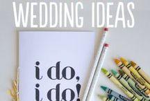 Wedding planner / For my mom!