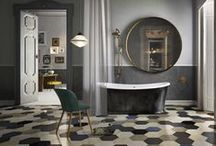Decors / Decorative mosaics, glass and tiles, to enhance the look of your room.