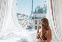 Mañanas en Paris. ¸¸.✿`