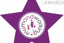 2014 mumandworking Awards / The National, annual mumandworking awards reward & recognise the companies & individuals (Mums AND Dads) showcasing 'how flexible working works' & will take place on Thursday 16 October