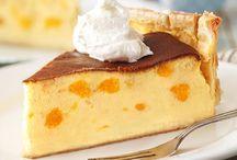 Backen: Käsekuchen / Cheesecake