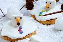winterlich - weihnachtlich