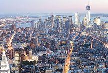 New York / Big city, bright lights