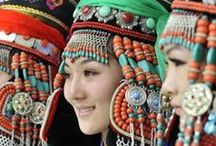 Ethnicity around the world / How other Native Indigenous Communities around the world represent their culture and identity through their arts & crafts, clothing, dances and believes.