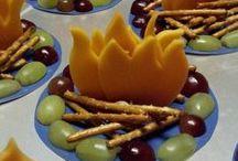 fruit dishes / snacks