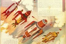 Futuristic & Space Art