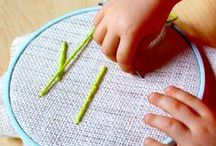 Fun Activities For Your Kids / Keep them busy with activities that feed their curiousity.