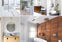 Kylpyhuone ja sauna ideat/ bathroom and sauna ideas