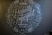 Typography&lettering
