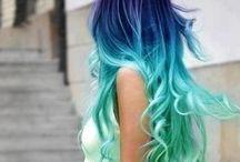 Beauty: Haare / Frisuren, Farben und Anleitungen