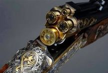 Engraved Weapons / Weapons as works of art.... guns, knifes etc.