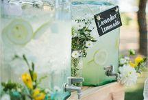 Limonade / Drikke av mange slag