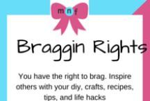 Braggin Rights / Did you post something amazing and want to share it with more people? Braggin Rights is the place to do just that. To be invited to the board 1.) Follow Couponin Diva (not just the board you want to follow but all the boards) 2.) Email Couponin Diva from the email account connected to your Pinterest account. 3.) In the subject line include PINTEREST BOARD INVITE. 4.) Email free@couponindiva.com for an invite