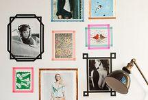 DIY: Wall decor