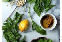 Recepten / Pesto