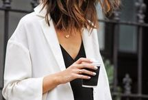 Minimalist Fashion and Accessories / The little things, and just enough of them.