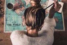 Objetivos de Viaje.¸¸.✿`