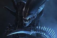"Xenomorph (Aliens) / ""In space no one can hear you scream..."""