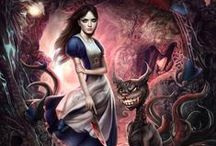 "Alice: Madness Returns / ""We're All Mad Here"""