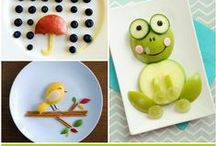 Fun Snack Recipes for Kids / Recipes that make snacks fun and healthy!