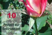 ♥Living Green♥ / Tips and tricks for things you can do to help protect our environment