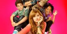 Jessie (2011-2015) / A Texan teen moves to New York City to follow her dreams and ends up as a nanny for a high profile couple's four children. Staring: Debby Ryan, Cameron Boyce, Skai Jackson, Kevin Chamberlin, Karan Brar, Sierra McCormick, Peyton List, Christina Moore, Stephanie Beatriz, Shanna Strong, Lily Mae Harrington, Devan Leos, Eric Petersen, Samantha Boscarino, Lulu Antariksa, Katherine McNamara, Ronnie Schell, Joey Richter, Max Charles, Garrett Clayton, Spencer Boldman, G. Hannelius...