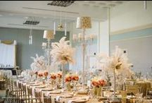 Ballroom Weddings / Feast, Drink and Celebrate in our gorgeous and spacious ballrooms.