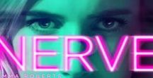 "Nerve (2016) / A high school senior finds herself immersed in an online game of truth or dare, where her every move starts to become manipulated by an anonymous community of ""watchers."" Staring:  Emma Roberts, Dave Franco, Marko Caka, Doris McCarthy, Kimiko Glenn, Samira Wiley, Juliette Lewis, Machine Gun Kelly, Emily Meade, Jonny Beauchamp, Miles Heizer, Marc John Jefferies, Arielle Vandenberg, Rosemary Howard, Kelsey Lynn Stokes, Beata Harju, Chloe Wise, Casey Neistat, Brian Marc..."