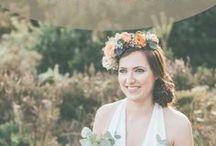 Hochzeitsfrisuren / Hier findest du Inspiration für deine Hochzeitsfrisur: Hochzeitsfrisuren halb offen, Hochzeitsfrisuren für kurze Haare, Hochzeitsfrisuren für lange Haare, Hochzeitsfrisuren mit Schleier, Hochzeitsfrisuren hochsteck u.v.m.