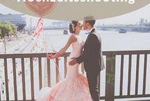 Hochzeitsshooting / Finde Inspiration für euer perfektes Hochzeitsshooting. Hier findest du lustige, kreative und romantische Ideen für deine Brautpaarfotos sowie für die Hochzeitsfotos mit friends & family.