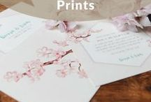 Hochzeitseinladung/ Prints / Inspiration für deine Hochzeitseinladung: DIY, selbstgemacht, basteln, Vintage, online gestalten und bestellen.