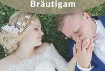 """Braut und Bräutigam / Verliebt, verlobt, verheiratet: Bald sagt ihr """"Ja""""! Traut euch: Entdeckt jetzt unsere Favoriten für Braut, Bräutigam  – wir wünschen euch eine unvergessliche Traumhochzeit!"""
