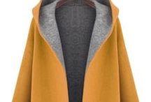 FALL & WINTER COATS PLUS SIZE / Plus size coats for winter / fall and plus size outfits with coats for plus size style help.