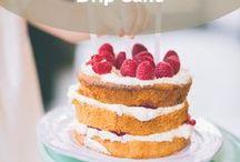 Drip Cake zur Hochzeit