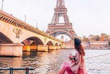 Paris en Rosa. ¸¸.✿`