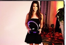 2012 NNSMPD / A special THANK YOU to all the fans that voted me the NASCAR Nationwide Series Most Popular Driver! / by Danica Patrick