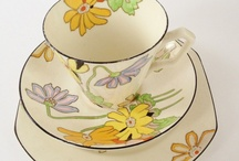 Art Deco Tea / by Lavender Rose Cottagey