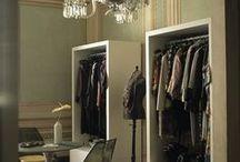 Wardrobes and storage