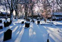 Winter Wonderland in Buxton