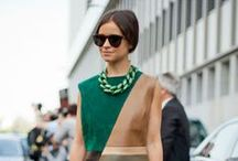 {Green Is The New Black} / by Tracy's Closet