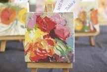 Mini Canvas Project Ideas & Inspiration / Project ideas and inspiration for using itty canvases