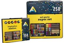 Art Supply Sets / Art supply sets - great for gifts or travel
