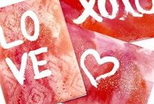 Valentine's Day Projects / Fun, silly, and romantic crafts for Valentine's Day